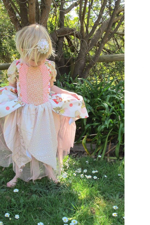 BS Size 2-3 leaves and puff sleeve
