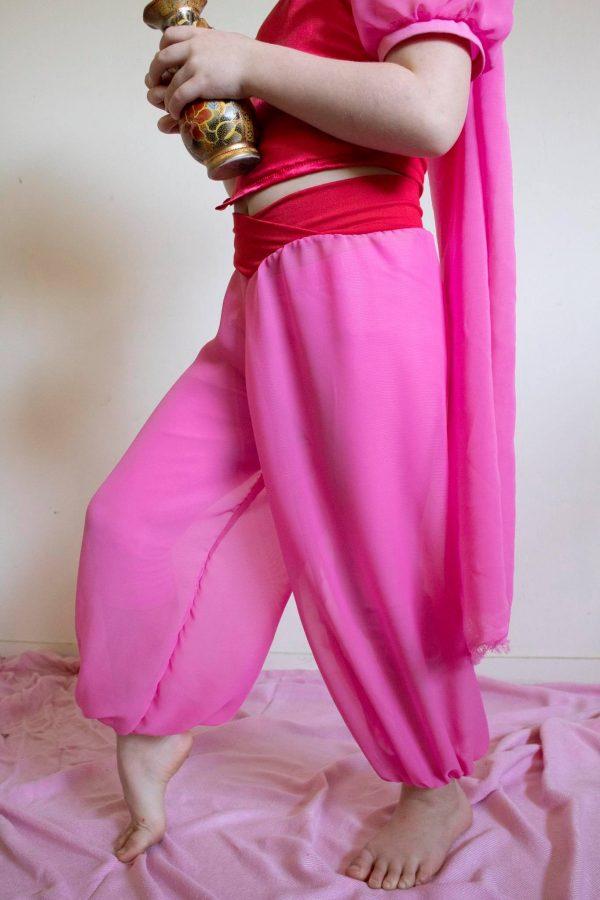 MR Size 3-4 harem pants2