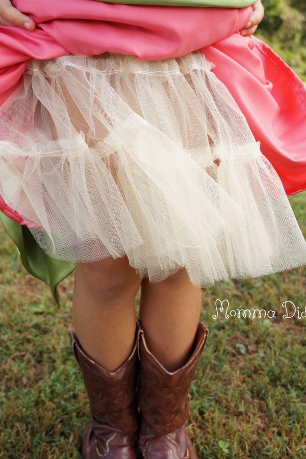 WJ petticoat